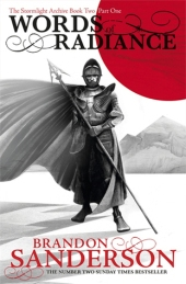 Words of Radiance pt 1 - Brandon Sanderson