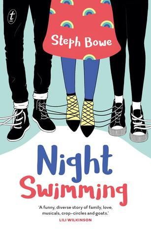 Night Swimming - Steph Bowe