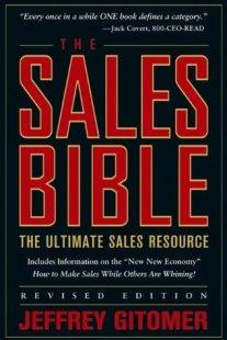 The Sales Bible - Jeffrey Gitomer